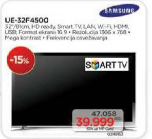 Televizor LED UE32F4500