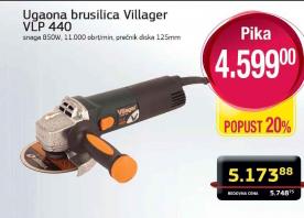 Električna ugaona brusilica VLP 440