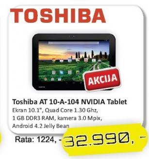 Tablet At 10-A-104 Nvidia