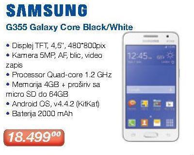 Mobilni telefon Galaxy Core 2 G355
