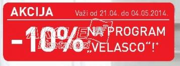 Program Velasco