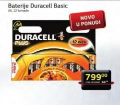 Baterije Basic