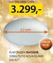 Plafonjera 32066/31/10 Aqua Island
