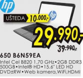 Laptop 650 B6N59EA