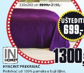 Prekrivač Hyacint
