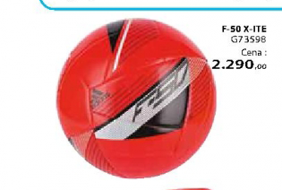Fudbalska lopta F-50 X-ITE