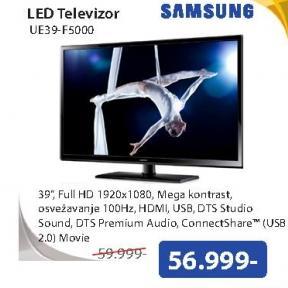 Televizor LED UE39-F5000