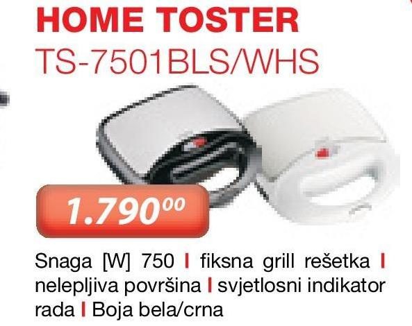 Toster grill TS-7501