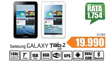 Tablet Galaxy Tab 2 7.0