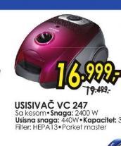 Usisivač VC 247