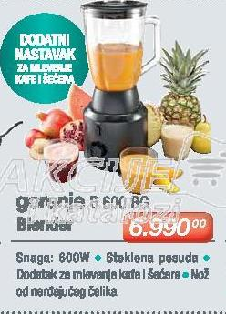 Blender B 600 BG