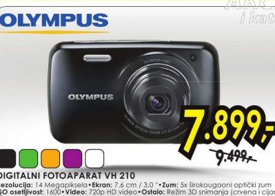Digitalni fotoaparat VH-210