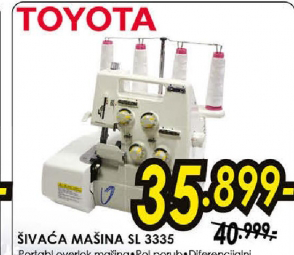 Mašina za šivenje SL 3335