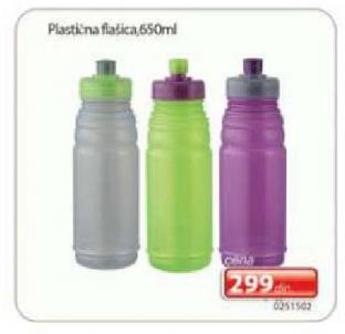 Plastična flašica