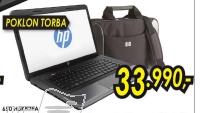Hewlett-Packard Laptop  650 H5K82EA + Poklon torba