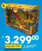 Igračka Noody kućica