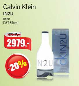 Muški parfem IN2U
