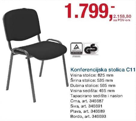 Konferencijska stolica C11