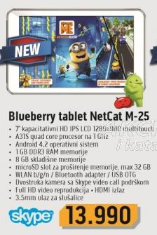 Tablet Netcat M-25