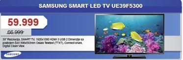 LED Tv Smart UE39F5300