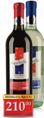 Crno vino Freschello