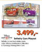 Infinity cars playset