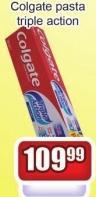 Pasta za zube Triple action whitening