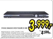 DVD PLEJER K 530