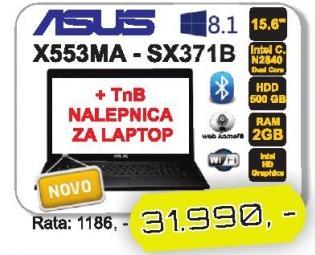 Laptop X553MA-SX371B