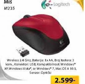 Miš M235