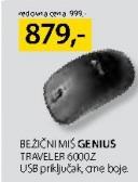Bežični miš TRAVELER 6000Z