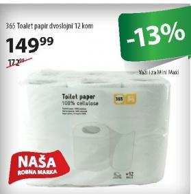 Toalet papir 2sl