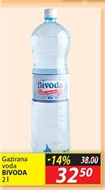 Mineralna voda gazirana