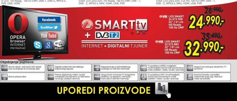 Televizor LCD LED 32ST2 883