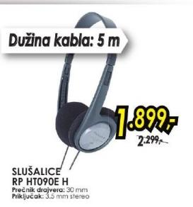 Slušalice RP HT090E H