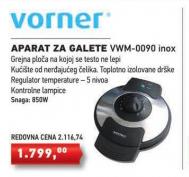 Aparat za galete VWM-0090
