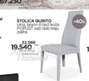 Stolica Quinto
