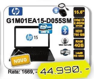 Laptop G1m01ea 15-D055sm