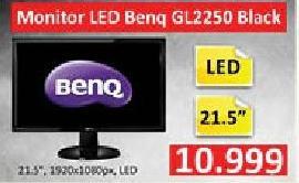 "Monitor LED 21.5"" Gl2250 Black"