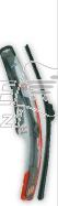 Grafitne metlice brisača 410mm