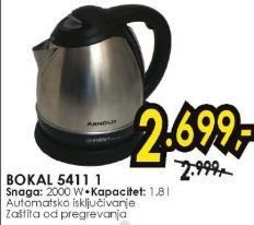 Električni Bokal 5411 1
