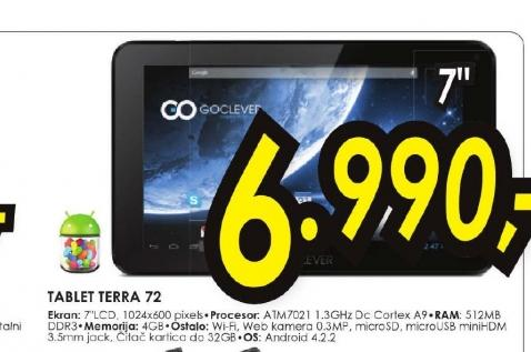 Tablet T72