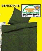 Set satenske posteljine Benedikte