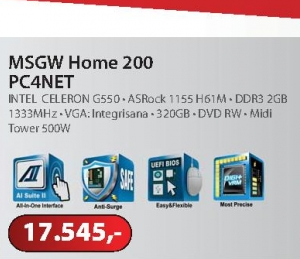 Računar PC4 NET