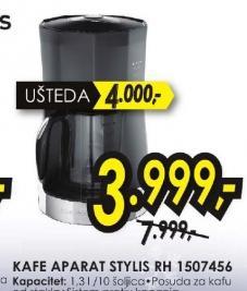 Kafe aparat Stylis RH 1507456