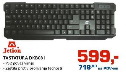 Tastatura Dkb081