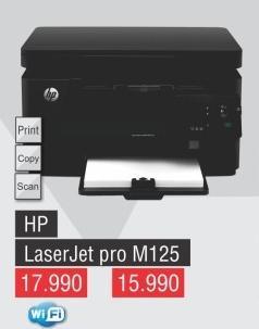 Multifuncionalni uređaj LaserJet Pro M125 WiFi