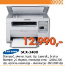 Laserski štampač SCX-3400