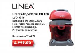 Usisivač LVC 0016