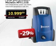Perač PodPritiskom Michelin MPx120B